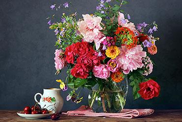 Abonnement Fleurs Particuliers