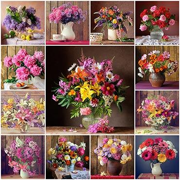 Abonnement fleurs 1 euro par jour