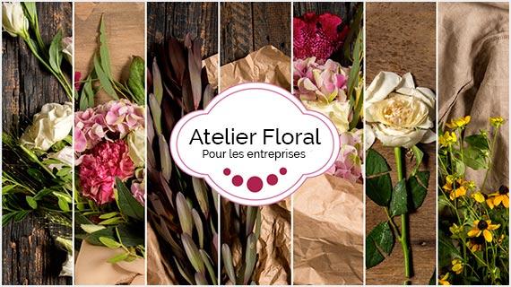Atelier Floral entreprise