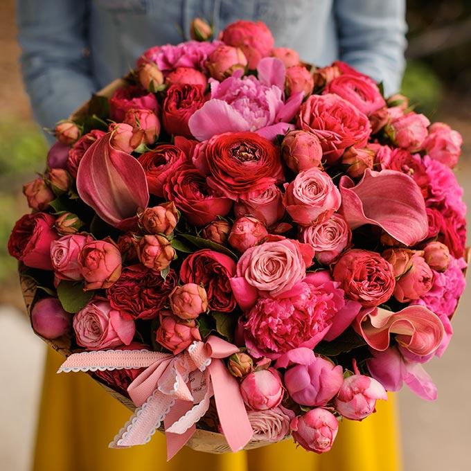 Bouquet de roses saint valentin faire livrer des fleurs for Bouquet saint valentin