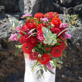 bouquet d'amour par chic et choc